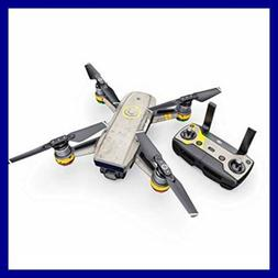Dystopia Decal for Drone DJI Spark Kit - Includes Drone Skin