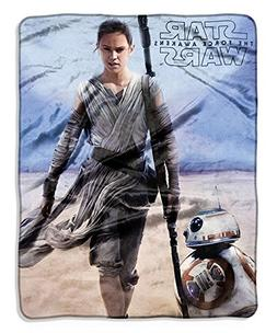 "Star Wars Episode 7: The Force Awakens ""Rebel Rey"" 40"" x 50"""