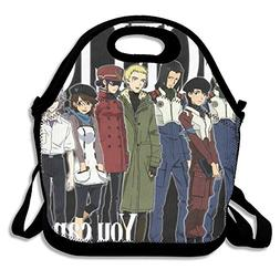 Evangelion 3.33 You Can Not Redo Travel Tote Lunch Bag