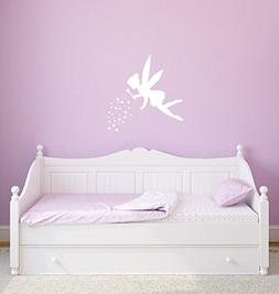Fairy Wall Decals to Decorate the Bedroom, Nursery, or Playr