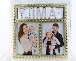 Family picture photo frames