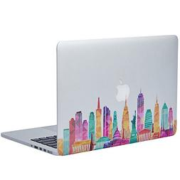 NDAD Famous Buildings in the United States Removable Vinyl D