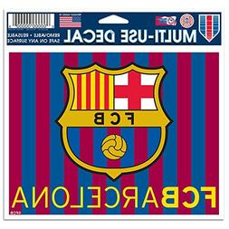 FC Barcelona Official EUROPE 4 inch x 6 inch decal by Wincra