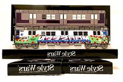 Style wars Limited Edition Quality Hybrid 10in flat NYC subw