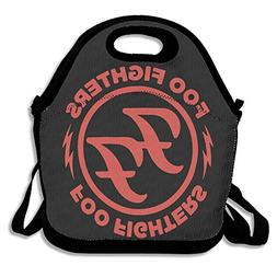Foo Fighters Rock Band Lunch Bag Lunch Box Lunch Tote Lunch