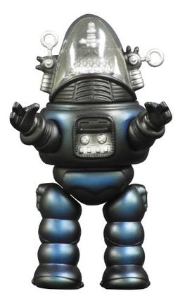 """X-Plus Forbidden Planet: Robby The Robot 9"""" Super Deformed P"""