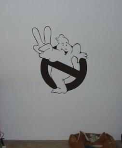 Decal Jewelry Ghostbuster Decal Sticker Wall no ghost allowe