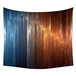 Golden Ombre Tapestry by Ombre Bedding , Mandala Tapestry, Q