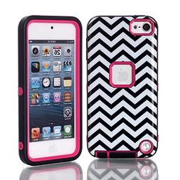 iPod Touch 5 Case, iPod Touch 6th Generation Case, XRPow Hea