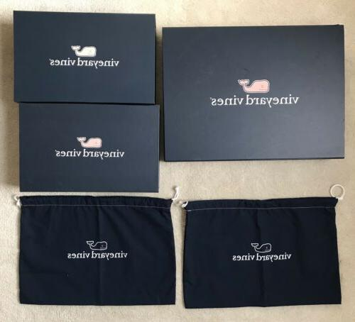 New Vineyard Vines Signature Gift Box With Magnetic Closure