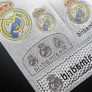 for Barcelona Real soccer Decal Bumper 1110