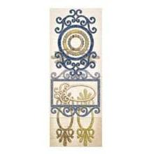K&Company Blue Awning Adhesive Chipboard, Frames