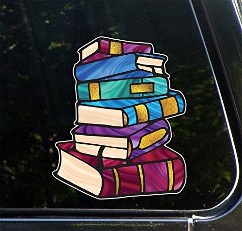Books - Books - Stained Style Vinyl Copyright Co.