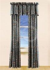 C & F Enterprises Wakefield Floral Drapery Panel, 50 by 84-I