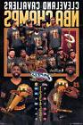 Cleveland Cavaliers 2016 NBA Finals Team Celebration Poster
