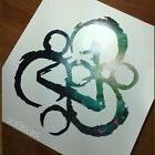 Coheed And Cambria Space Keywork Vinyl Car Decal Sticker - S