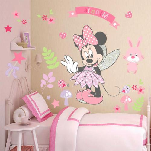 Minnie Mouse Wall Decor | Cardecal