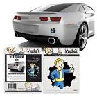 Fallout Vault Boy Cog Vinyl Car Decal Sticker - Official Bet