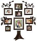 Family Tree Photo Picture Frame Set 9 Piece Decor Wall Home