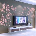 #US Flower wall stickers Blossom Removable Wall Decal Sticke