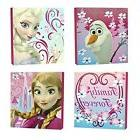 "Disney Frozen Square Canvas Wall Art 11"" Toy , New, Free Shi"