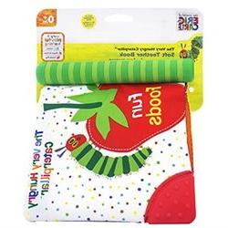 Kids Preferred Fun Foods Teether Soft Book, The Very Hungry