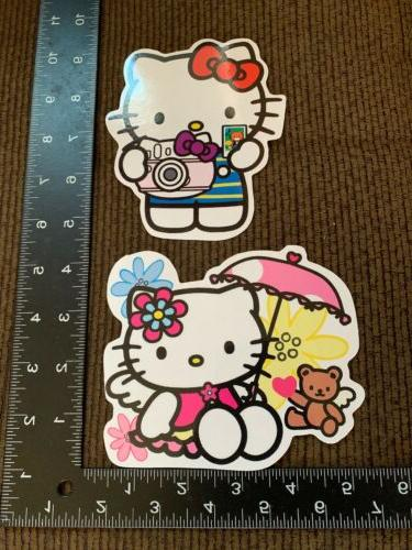 Hello Kitty 14 Wall, Decals