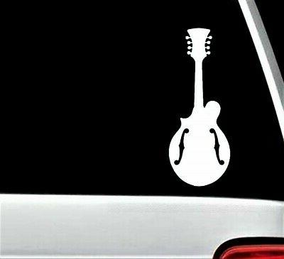 j1015 mandolin decal sticker for car truck