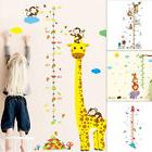 1pc Kid's Height Measurement Growth Chart Removable Wall Sti