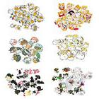 Korean Decorative Stickers Adhesive Mixed Style Stickers DIY