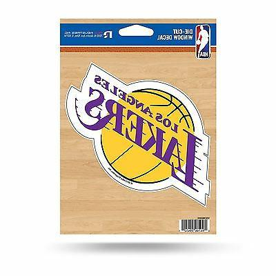 los angeles lakers nba decal