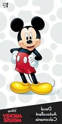 Disney Mickey Mouse  Window Car Decal Computer Sticker