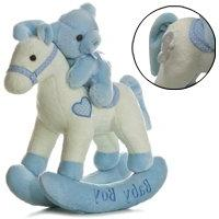 """Baby Boy"" Musical Rocking Horse"