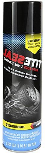 Radiator Specialty 16 Oz Rubberized Undercoating T1617R