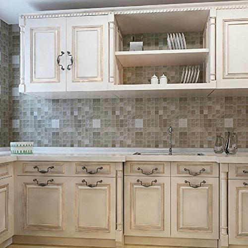 Chinatera Peel And Stick Tile Kitchen Backsplash Sticker