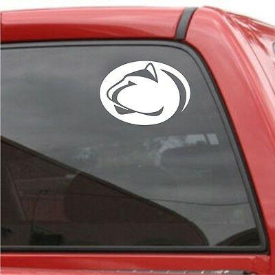 Penn State Nittany Lions 2 Ncaa College Vinyl Sticker Decal