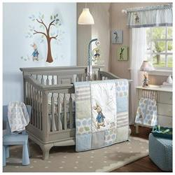 Lambs & Ivy Peter Rabbit 4-Piece Bedding Set