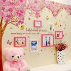 Large Pink Cherry Blossom Tree Wall Stickers Art Girls Bedro