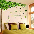 Removable Tree Art Vinyl Quote DIY Flower Wall Sticker Decal
