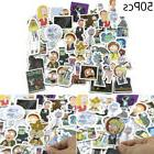 50Pcs Rick and Morty Car Auto Sticker Decal Style Character