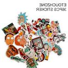 36Pcs Rick and Morty Car Auto Sticker Decal Style Character