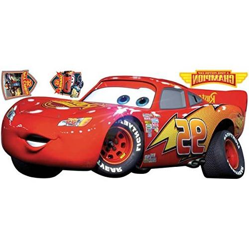 Roommates Rmk1518Gm Disney Cars Peel & Decal