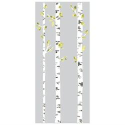 RoomMates RMK2662GM Birch Trees Peel and Stick Giant Wall De