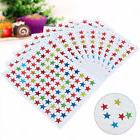 880Pcs Star Shape Stickers For School Children Teacher Rewar