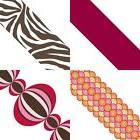 nEw WALL POPS STRIPE DECAL - Modern Colors Patterns Accent S
