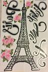 TAKE ME TO PARIS wall stickers 11 decals wall decor EIFFEL T