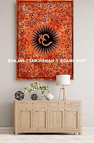 tapestry indian wall hanging cotton