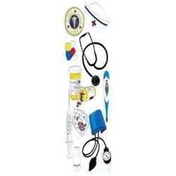 Touch Of Jolee's Dimensional Sticker-Nurse