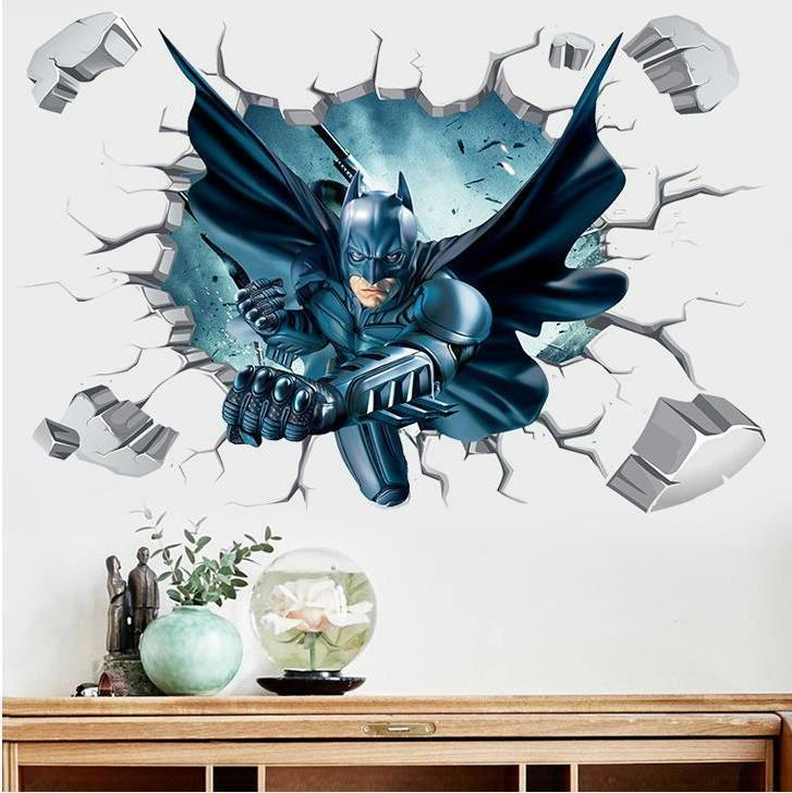 batman wall stickers | cardecal