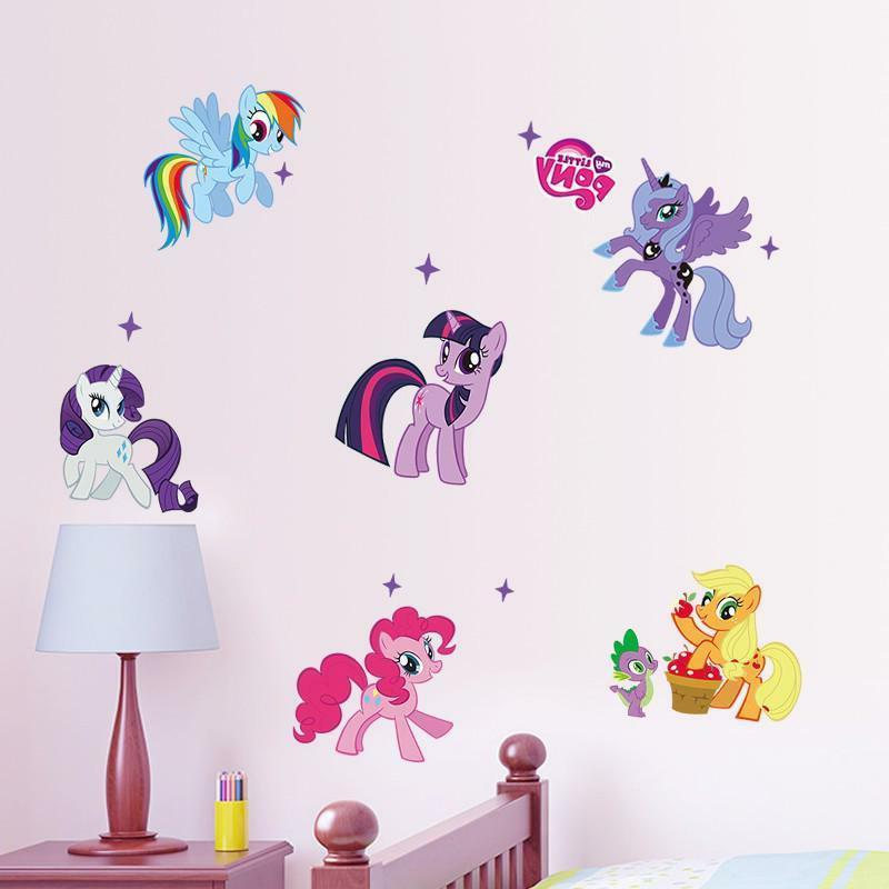 Wall Stickers Kid Decor For Girls Children